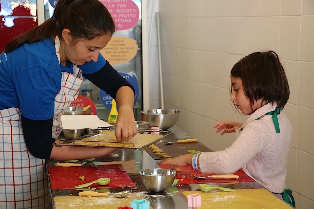 Officina in cucina explora il museo dei bambini di roma - Officina di cucina genova ...