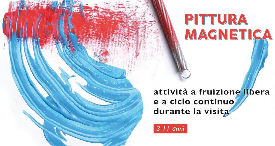 pittura magnetica slider